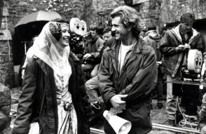 A Rare Photo From Braveheart (1995) - Behind the Scenes photos