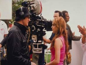 Mark Waters Directs Lindsay Lohan