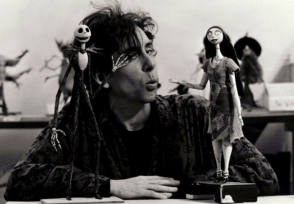 Tim Burton : The Nightmare Before Christmas (1993) - Behind the Scenes photos