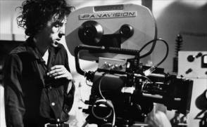 Tim Burton, Behind The Camera : Ed Wood (1994) - Behind the Scenes photos