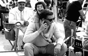Having Fun On The Set : To Kill A Mockingbird (1962) - Behind the Scenes photos