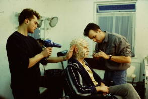 Behind The Scenes Of Hellraiser (1987) - Behind the Scenes photos