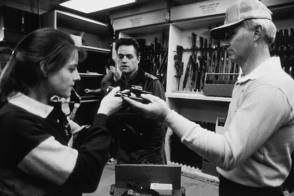 The Making Of The Silence Of The Lamb (1991) - Behind the Scenes photos