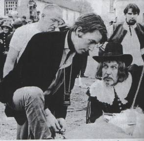 From The Film Witchfinder General (1968) - Behind the Scenes photos
