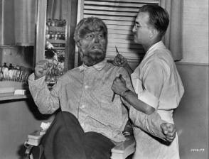Frankenstein Meets the Wolf Man (1943) - Behind the Scenes photos