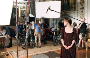 Pride & Prejudice (2005 film) - Behind the Scenes photos