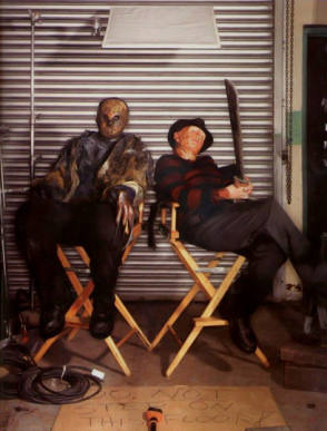 Freddy Vs Jason (2003) - Behind the Scenes photos