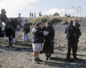 The Lord of the Rings: The Return of the King (2003) - Behind the Scenes photos