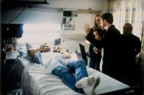 The X Files 1998 Behind The Scenes Shotonwhat Behind The Scenes