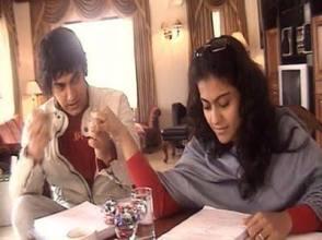 Script Reading : Fanaa (2006) - Behind the Scenes photos