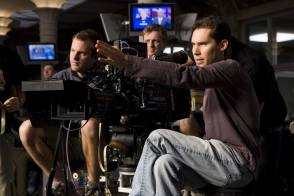 Bryan Singer On The Set Of Superman Returns (2006)