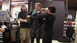 Getting Ready For The Life Of RoboCop : Joel Kinnaman