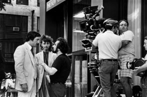 It's Time To Laugh : The King Of Comedy (1983) - Behind the Scenes photos