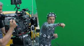 Mark Ruffalo : The Avengers (2012) - Behind the Scenes photos