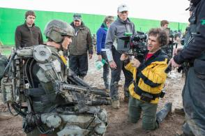Edge of Tomorrow (2004) - Behind the Scenes photos