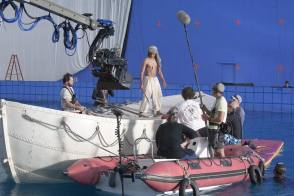 Life Of PI (2012) - Behind the Scenes photos