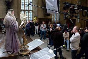 Harry Potter and the Half-Blood Prince (2009) - Behind the Scenes photos