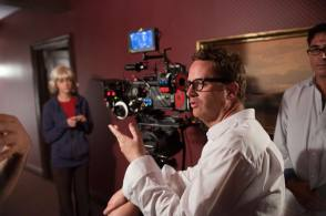 Nicolas Winding Refn : Drive (2011) - Behind the Scenes photos
