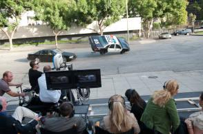 Car Flip Scene : Drive (2011)
