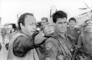 Top Gun (1986) - Behind the Scenes photos