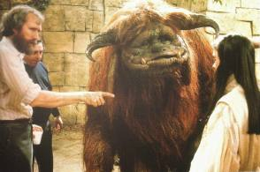 Labyrinth (1986) - Behind the Scenes photos