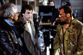 Die Hard (1988) - Behind the Scenes photos