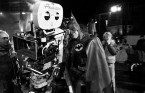 Batman (1989) - Behind the Scenes photos