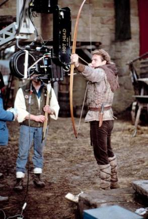 Robin Hood: Prince of Thieves (1991) - Behind the Scenes photos