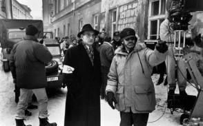 Schindler's List (1993) - Behind the Scenes photos