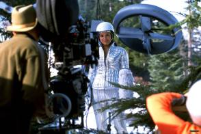 Angie in Agent Cody Banks (2003) - Behind the Scenes photos
