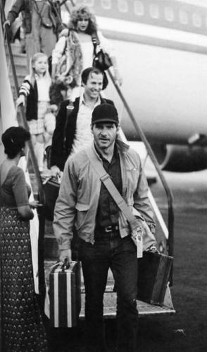 Harrison Ford : Indiana Jones and the Temple of Doom (1984)