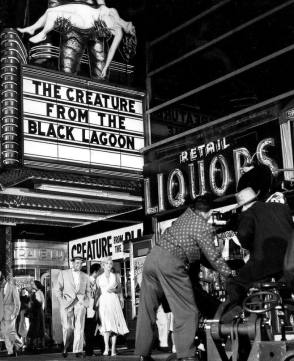 The Seven Year Itch (1955) - Behind the Scenes photos