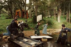 The Chronicles of Narnia: The Lion, the Witch and the Wardrobe (2005) - Behind the Scenes photos