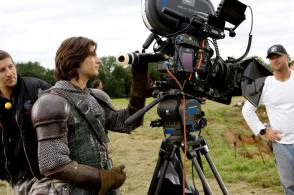 Ben Barnes : Prince Caspian (2008) - Behind the Scenes photos