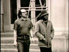 Al Pacino with Sidney Lumet - Behind the Scenes photos