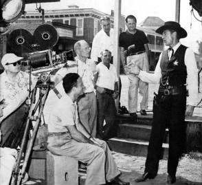 High Noon (1952) - Behind the Scenes photos