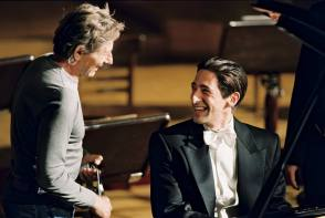 The Pianist (2002) - Behind the Scenes photos