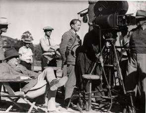 Stagecoach (1939) - Behind the Scenes photos