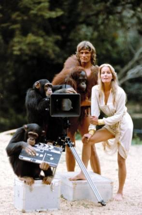 Tarzan, the Ape Man (1981) - Behind the Scenes photos