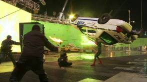 The Amazing Spider-Man 2 - Behind the Scenes photos