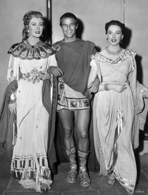 Julius Caesar (1953) - Behind the Scenes photos