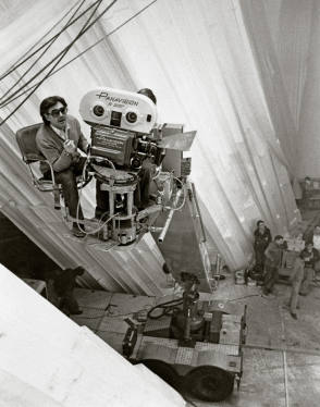 Richard Donner on the Set - Behind the Scenes photos