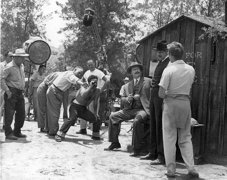 Behind the scenes of East of Eden 1955 Behind the Scenes