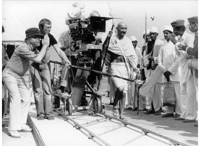 Gandhi Behind the Scenes Photos & Tech Specs