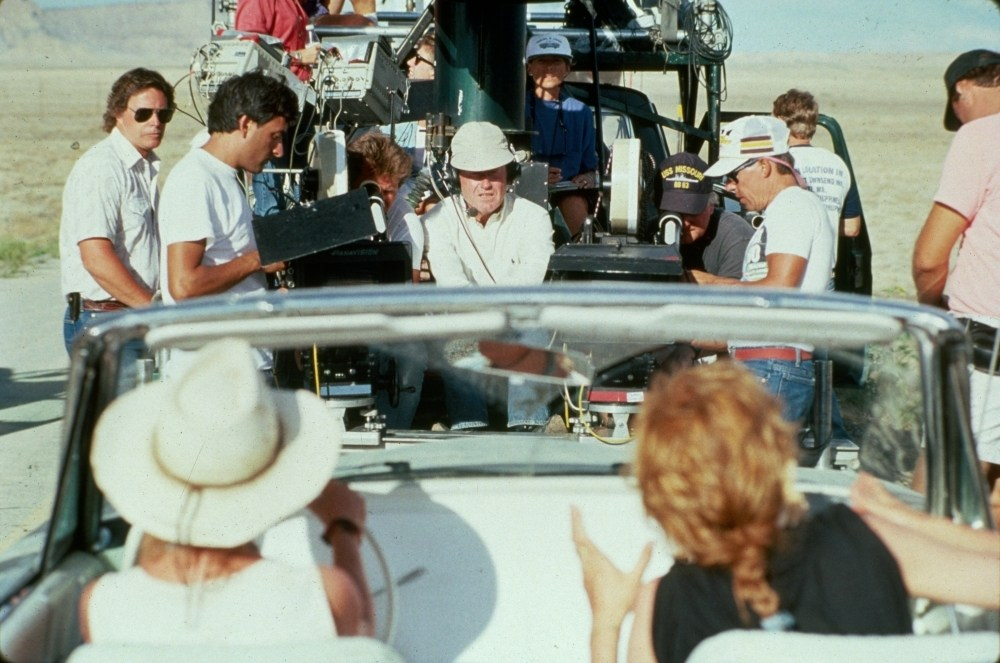 Behind the scenes of Thelma & Louise (1991) Behind the Scenes