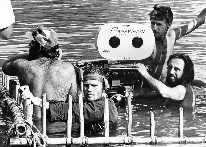 The Deer Hunter Behind the Scenes Photos & Tech Specs