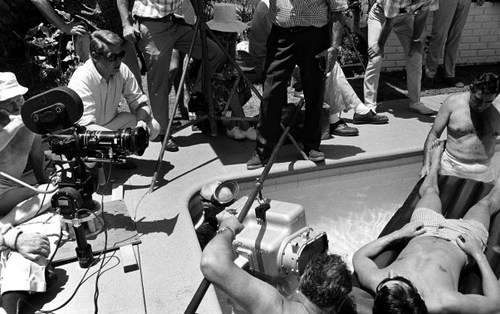 Behind the Scenes: The Graduate (1967) Behind the Scenes