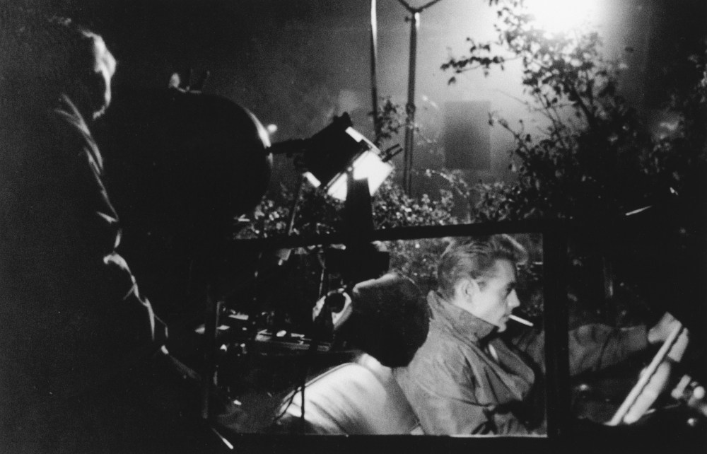 Behind the scenes: Rebel without a Cause 1955 Behind the Scenes