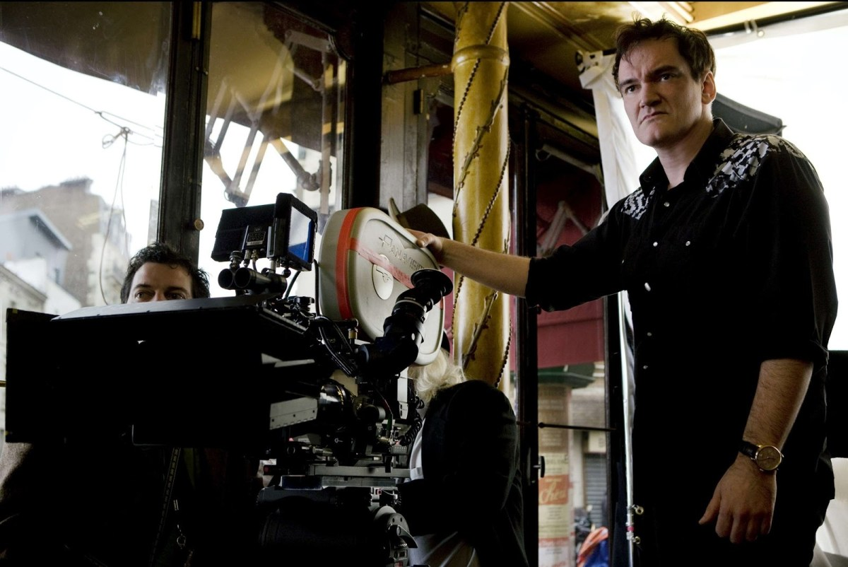 Inglourious Basterds (2009) Behind the Scenes