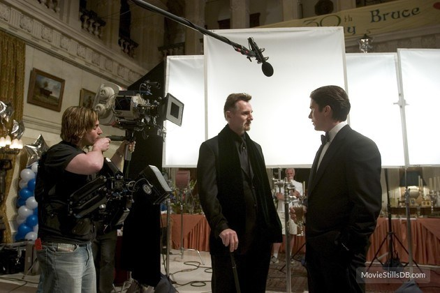 Batman Begins (2005) Behind the Scenes